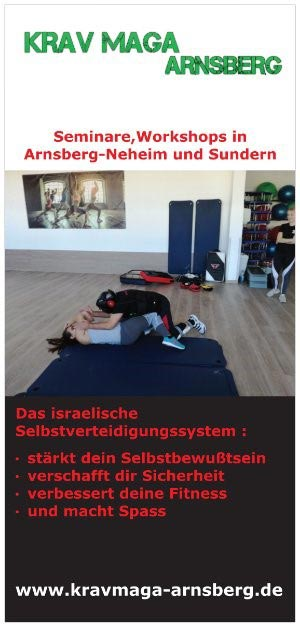 Krav Maga Arnsberg Sams Fitnessstudio